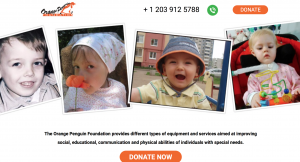 orange penguin foundation